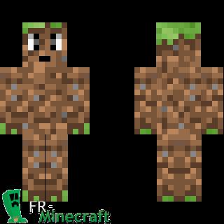 Dirt Skin Minecraft Skins Hd Minecraft Skins Minecraft Skins Hd Minecraft