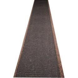 Photo of Carpet runner in brown