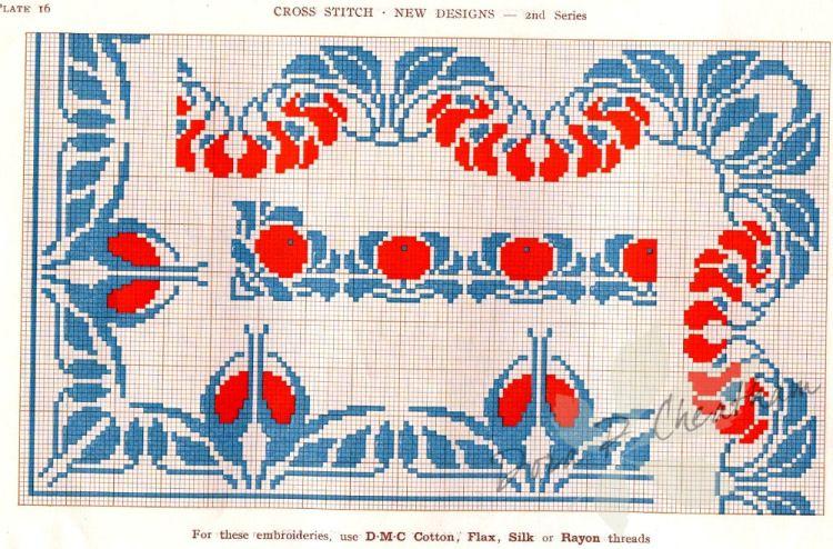 Gallery.ru / Фото #1 - Vintage DMC - New Designs - 2nd Series - Dora2012 (16 of 21)