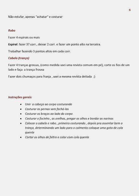 Amigurumi Cavalo Marinho - Ideias e Tutorial   640x452