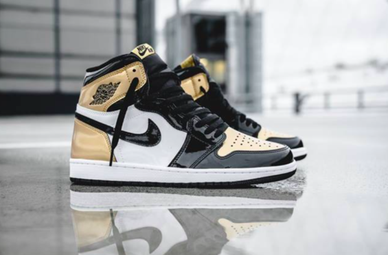64f08930d428 Is The Air Jordan 1 Retro High OG Gold Toe On Your Must Cop List ...