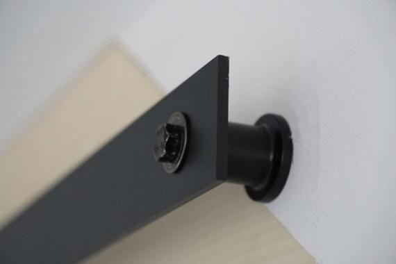 Sliding Barn Door Hardware Metal Steel Connector Track ...