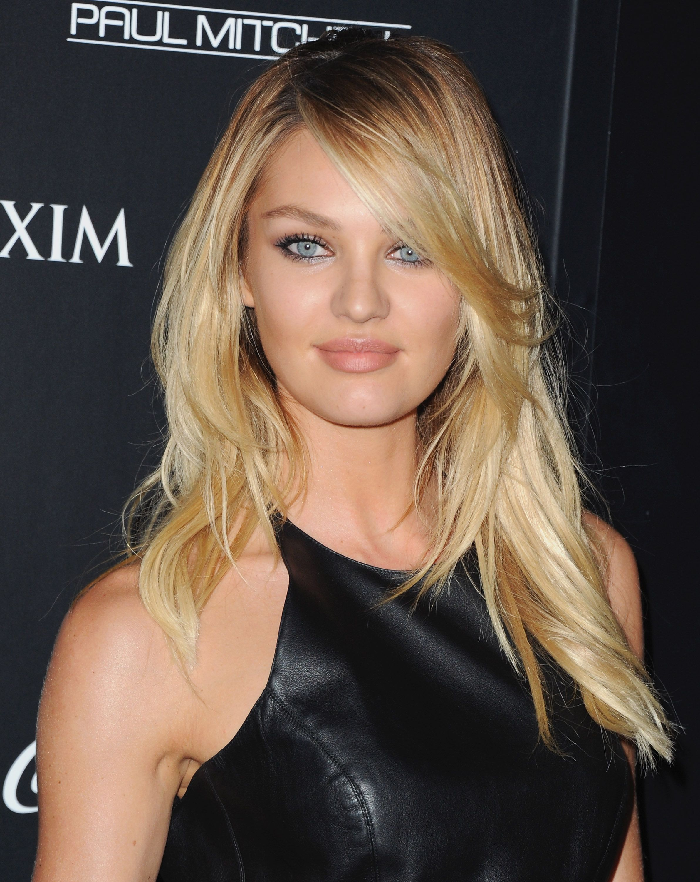 Candice Swanepoel's Organic DIY Mask for a BrighterComplexion