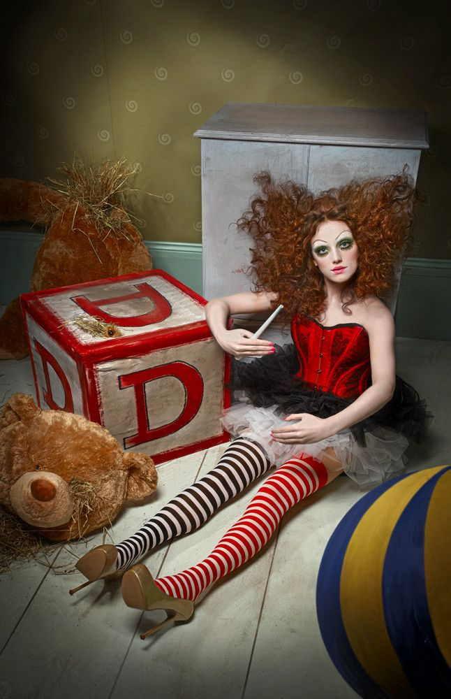 'Doll' by Clive Arrowsmith - Art Direction, Photography, Filmmaking from United Kingdom