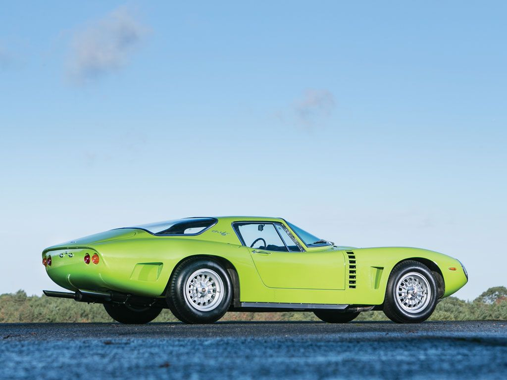 1965 Iso Grifo A3/C Stradale
