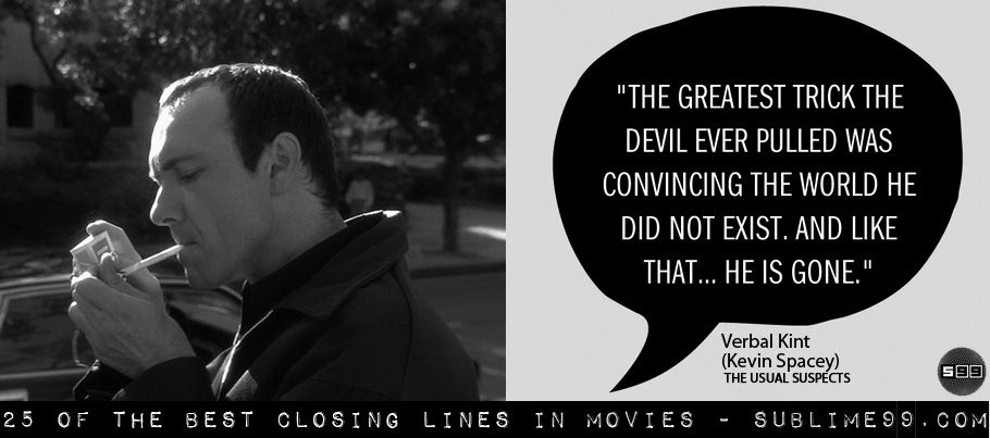 25 of the Best Closing Lines in Movies |