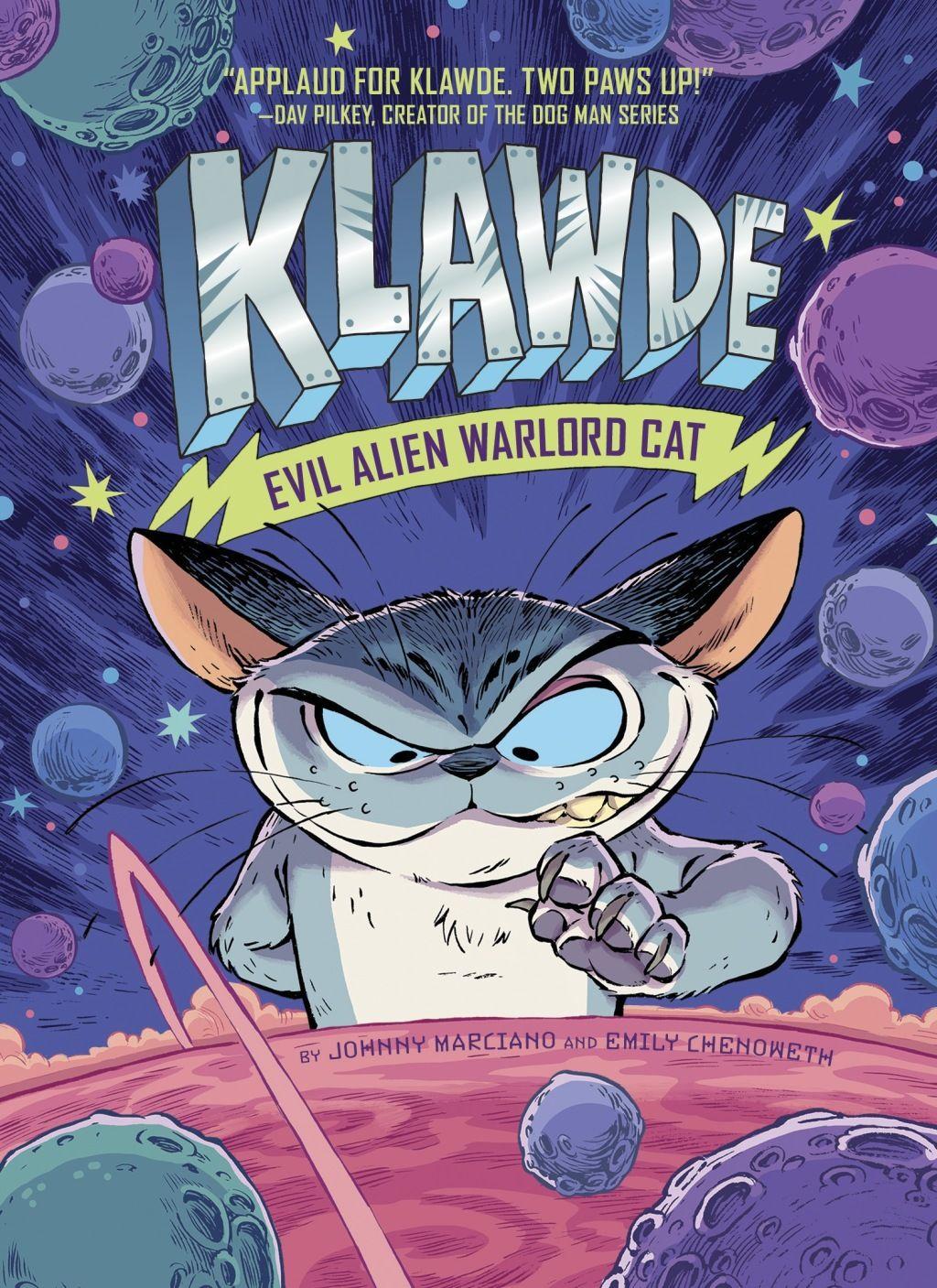 Klawde Evil Alien Warlord Cat 1 (eBook) Comic book
