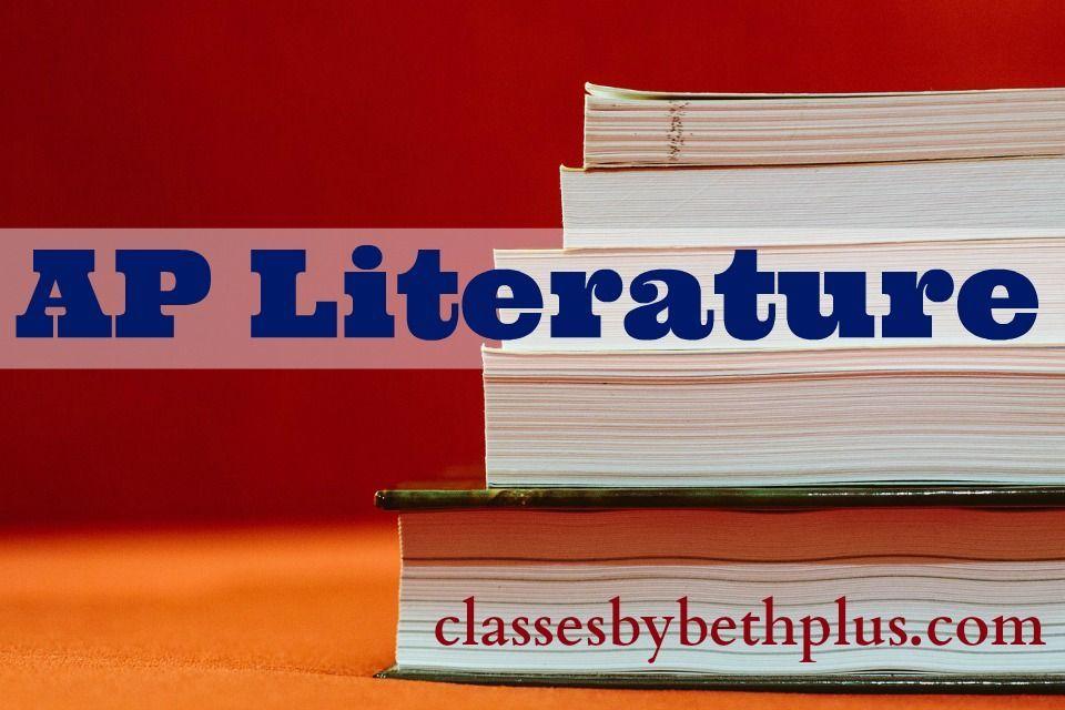 Ap literature literature high school students