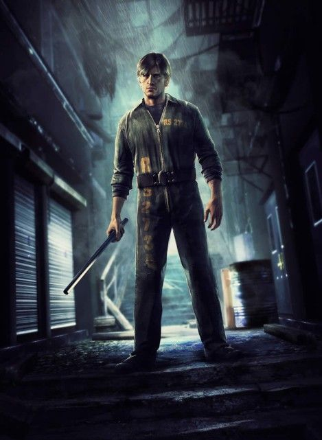 Murphy Pendleton Click To See More Photos Silent Hill Silent Hill Downpour Silent Hill Video Game