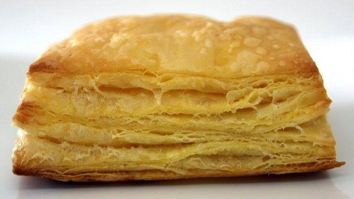 מתכון לבצק עלים ביתי על בסיס חמאה #patefeuilleteerapide