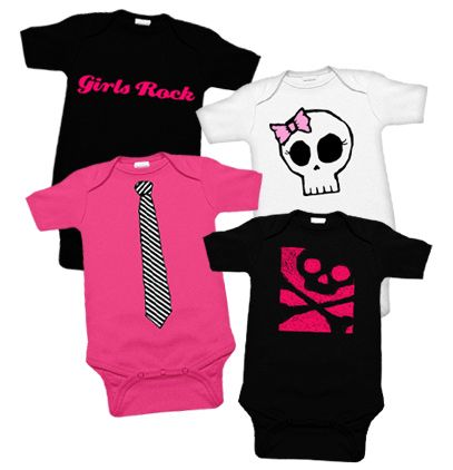 My Baby Rocks: Punk rock & cool baby clothes, tutus, toddler ...