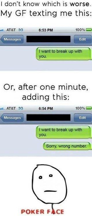 SMS - When the girlfriend texting you - www.funny-pictures-blog.com