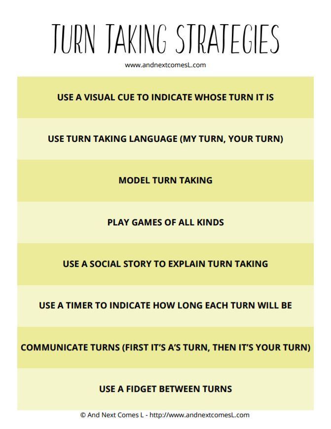 How To Teach Turn Taking Skills To Kids Social Skills Social Skills Lessons Social Skills Activities