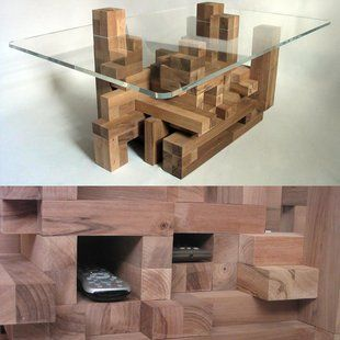 Cityscape Coffe table