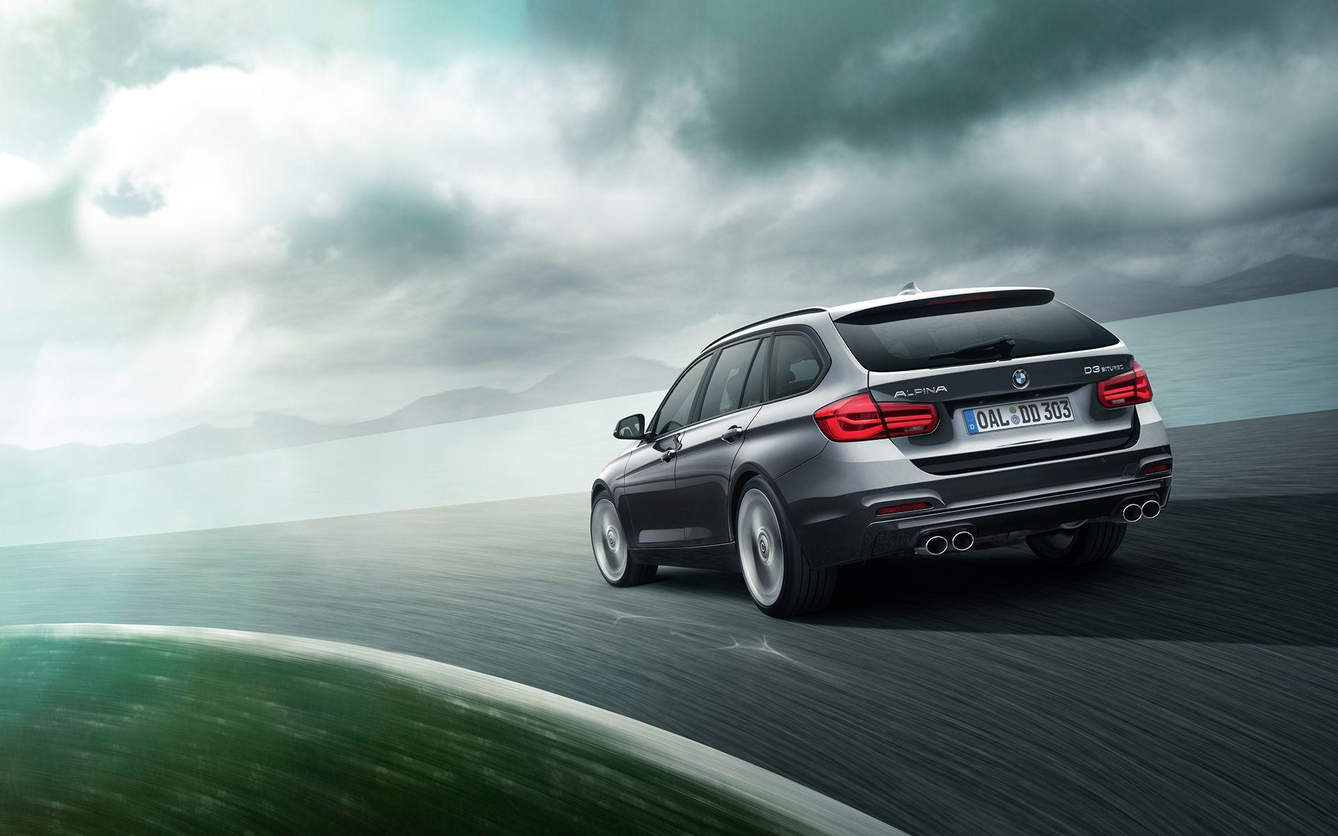 #BMW #F30 #F31 #D3 #Sedan #Touring #ALPiNA #BiTURBO #Facelift