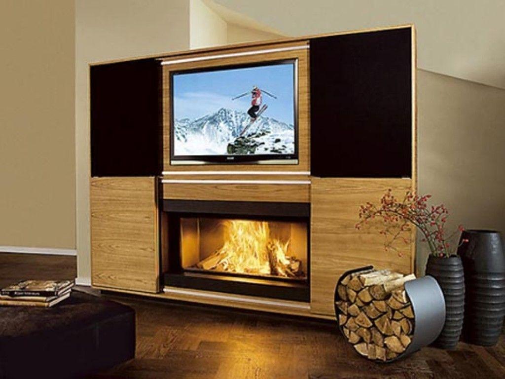 Cool Multimedia Fireplace Ideas