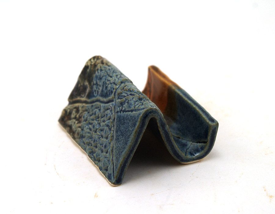 Ceramic Business Card Holder | Clay | Pinterest | Business card ...