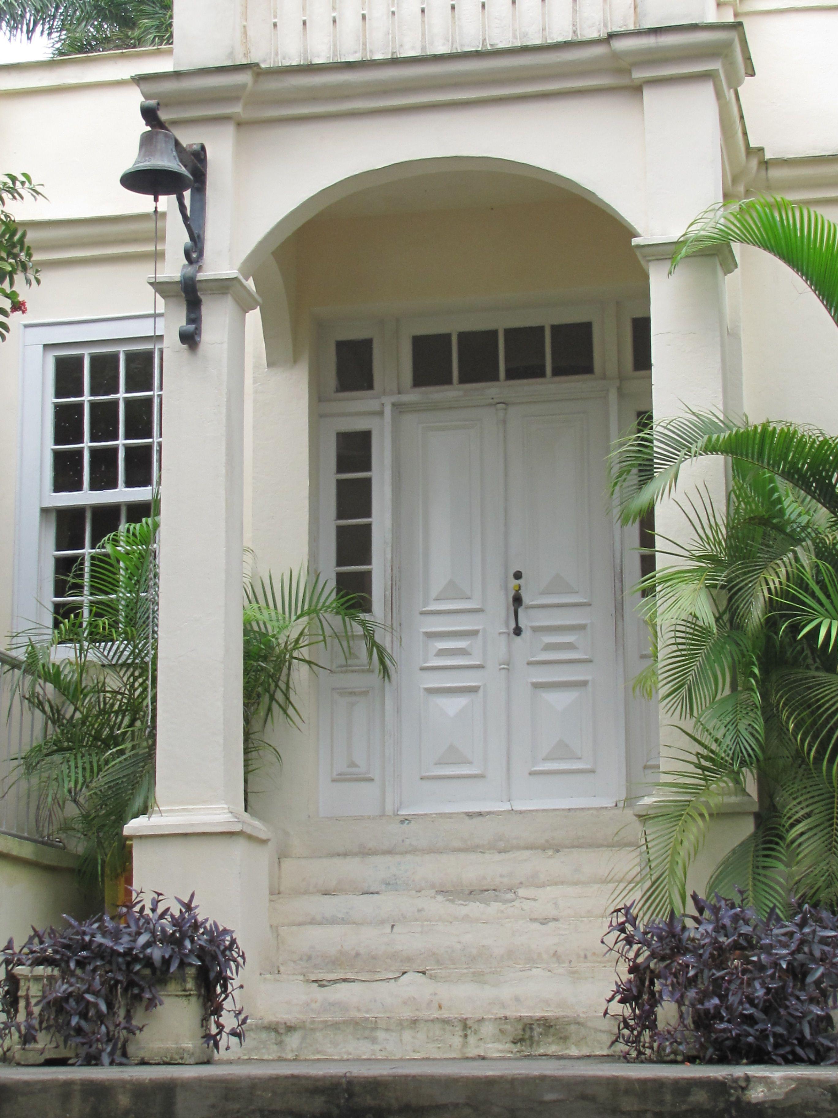Ernest Hemingway's home in Havana.