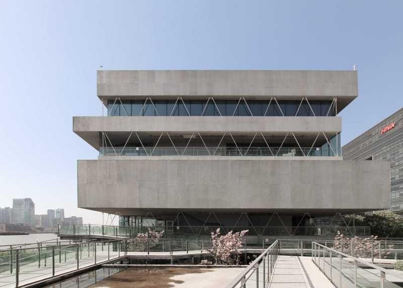 Modern Art Museum In Shanghai By Atelier Deshaus Architecture 上海现代艺术博物馆 Arc Street Journal Museum Of Modern Art Architecture Exterior Architecture