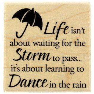 Dance in the Rain Rubber Stamp ** Find out more about the great product at the image link.
