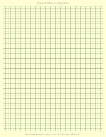 A Printable Sheet Of Engineering Graph Paper Graph Paper Printable Graph Paper Paper Template