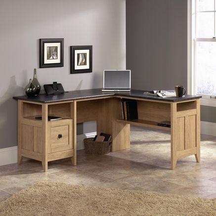 Sauder August Hill L Shaped Desk Sears Canada 279 97 L Shaped Corner Desk