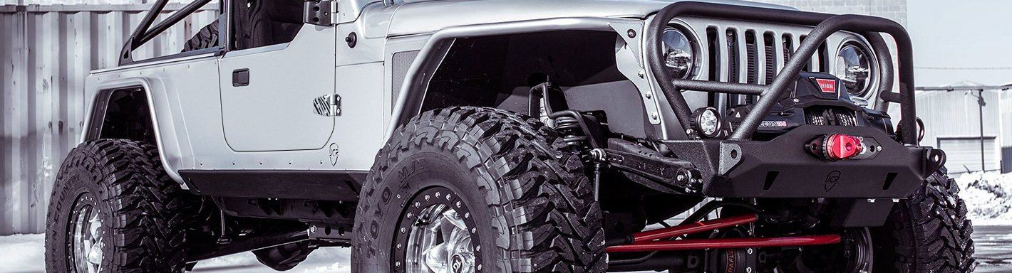 Best 2003 Jeep Wrangler Parts
