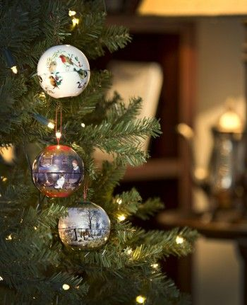 Christmas Tree Caddy Set   Ahmad Tea - Ahmad Tea