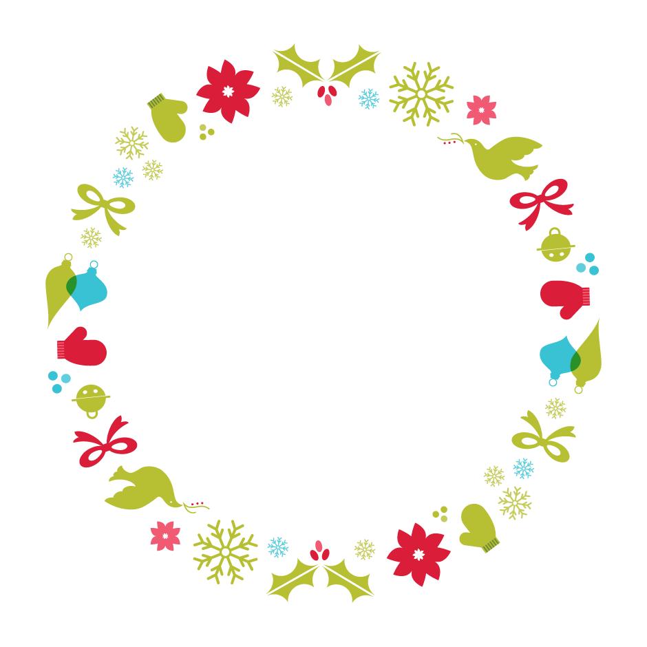christmas design borders - photo #25