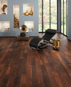 Wickes Reynosa Dark Hickory Laminate Flooring Co Uk