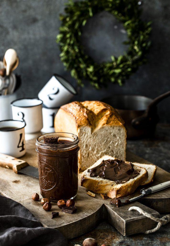 Schoko-Haselnusscreme selber machen-so einfach geht's | Dee's Küche