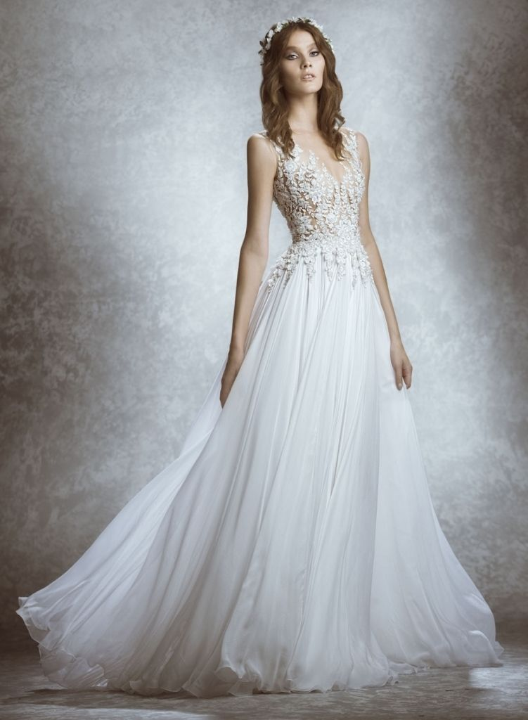 Zuhair Murad Wedding Gown Prices Dimitra39s Bridal Zuhair Murad ...