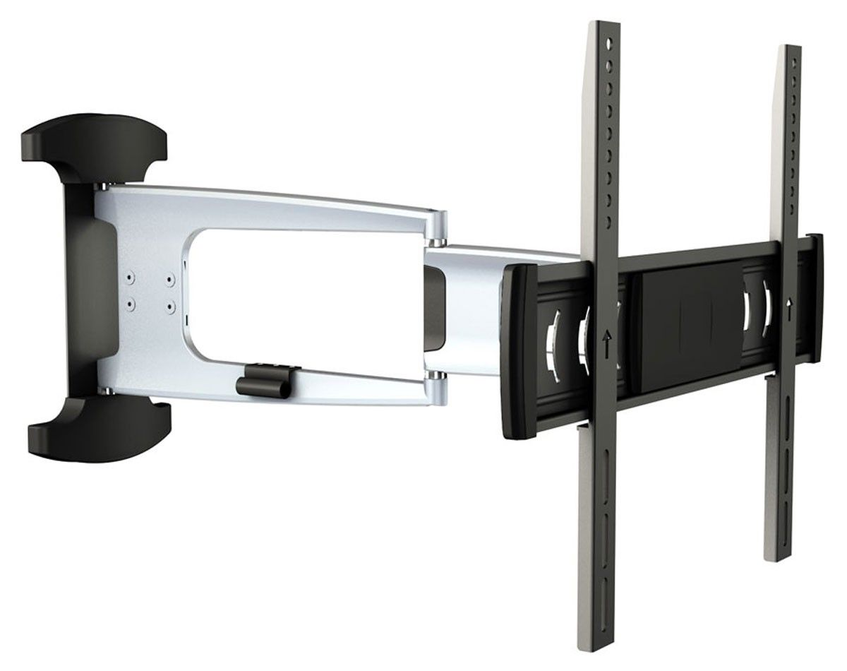 Wandhalterung neigbar schwenkbar frontplattendrehbar f r led lcd tft monitor tv - Wandhalterung flachbildfernseher ...