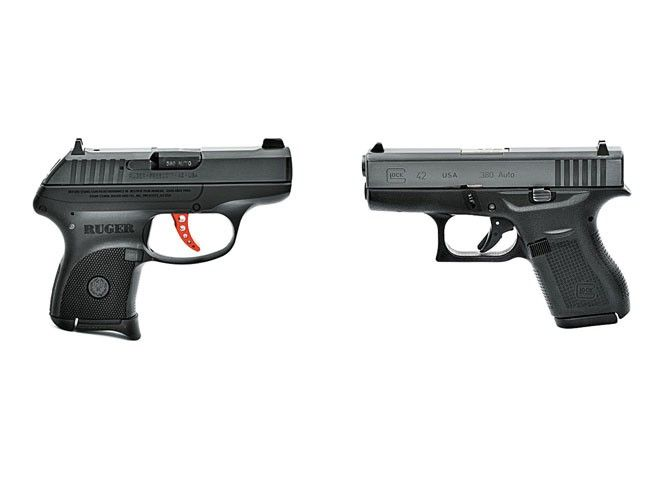 Concealed Carry Comparison: Ruger LCP Custom vs  GLOCK 42 | PERSONAL