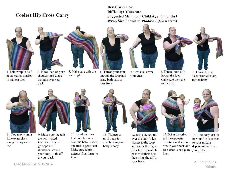 Coolest Hip Cross Carry Baby Carrying, Be My Baby, Woven Wrap, Baby Wraps 04330952157