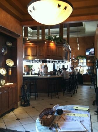 Brio Tuscan Grille Great For Lunch With The S