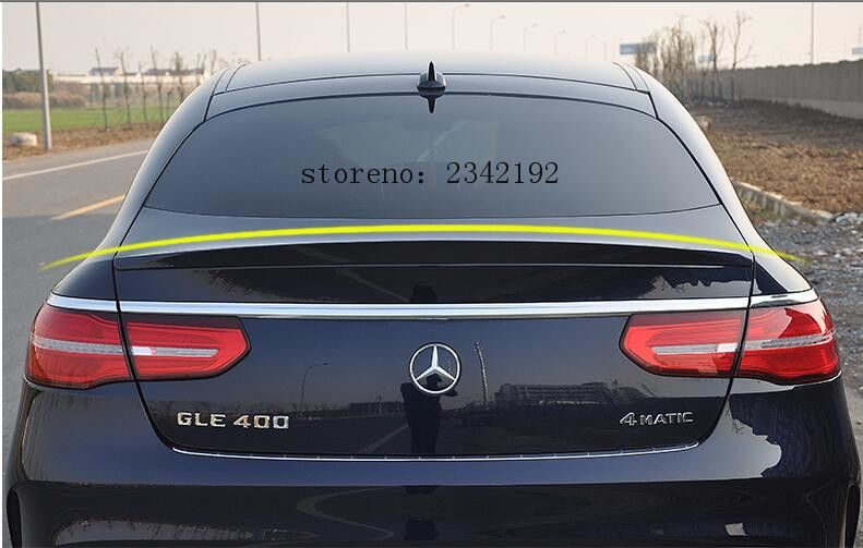 For Mercedes Benz Gle Coupe 320 350 400 2016 2017 Rear Wing