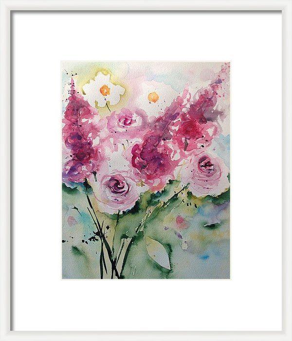 Flower Canvas Prints Fine Art America Wall Art