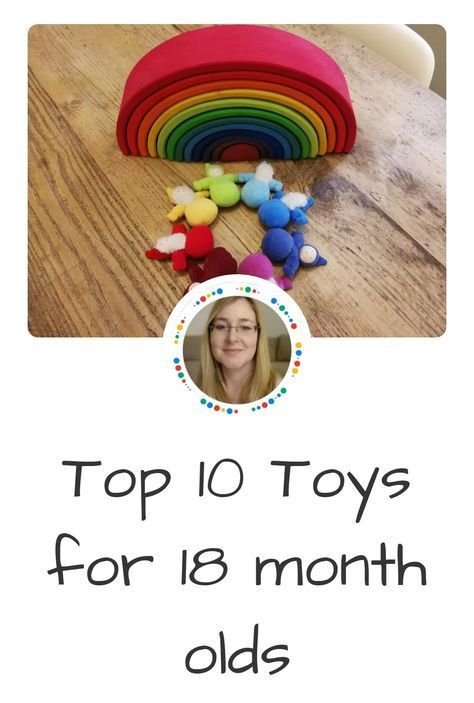 Top 10 Toys for 18 month olds | 18 month old gifts, 18 ...