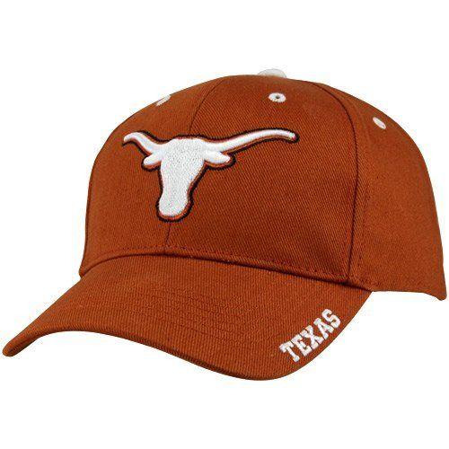 80f7e9c13bab6 NCAA  47 Brand Texas Longhorns Frost Adjustable Hat - Burnt Orange Twins.   19.95