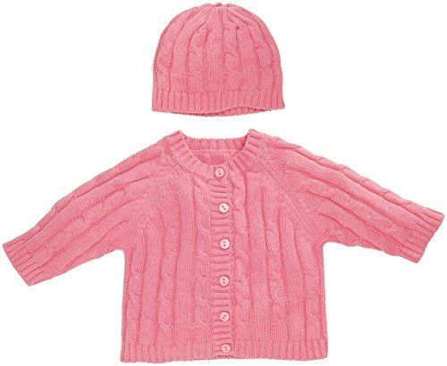 05e5f7958c46 Product review for Elegant Baby Sweater Set (Baby) - Raspberry-6 ...