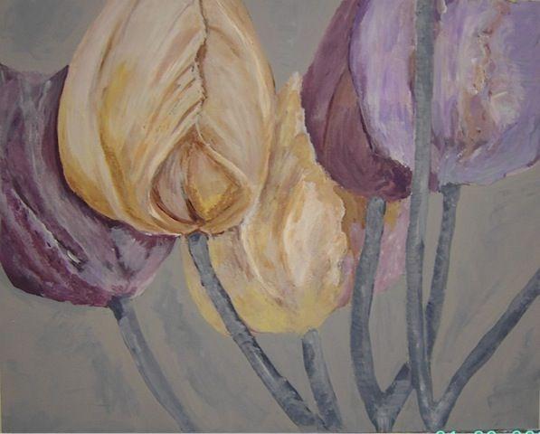 mijn tulpen zijn klaar :-)