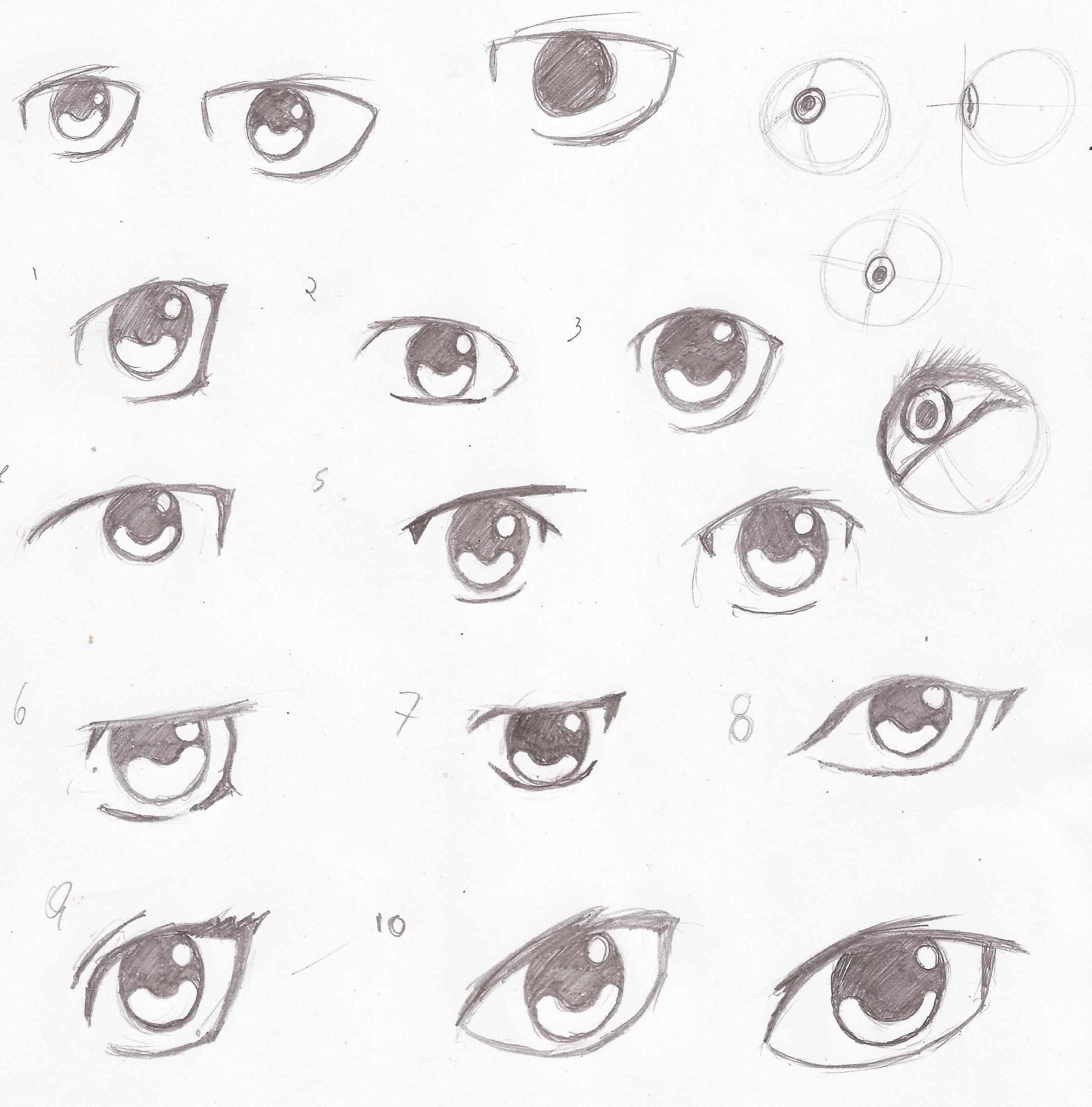 Aperfeiçoando olhos!