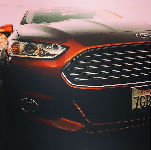 Up Close Personal And Pretty From Every Angle Ford Fusion Ford Pretty