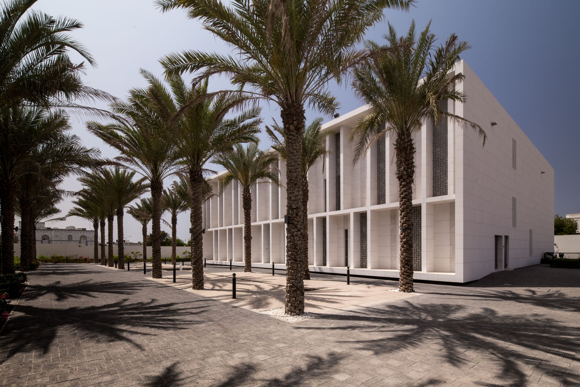 German Embassy in Muscat / Hoehler + alSalmy Muscat