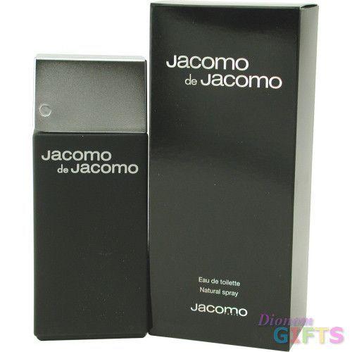JACOMO DE JACOMO by Jacomo EDT SPRAY 3.4 OZ