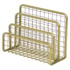 Threshold Rustic Wire Letter Sorter