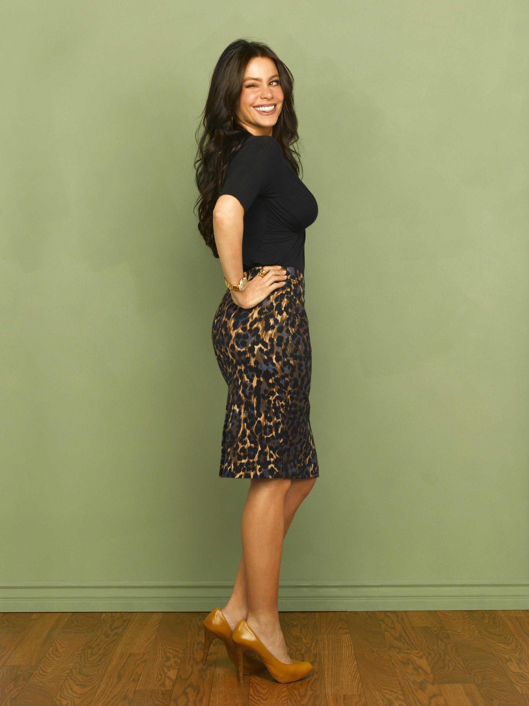 Modern Family Season 1 Promo Sofia Vergara Style Sofia Vergara Hot Sofia Vergara