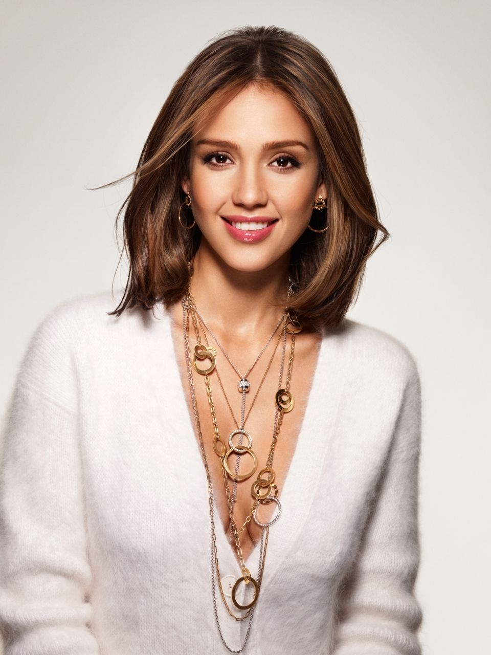 Jessica alba i love her hair style all about the hair