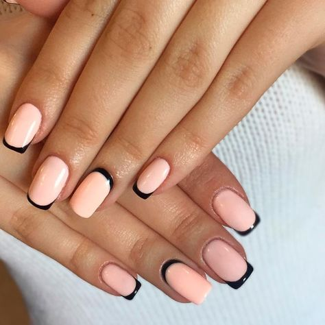 22 ideas french manicure short nails colour in 2020